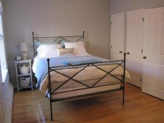 Beautiful brownstone apt. heart of Harlem w/yard - New York City vacation rentals