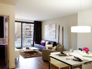 4 bed apt w/stunning views of Sagrada Familia - Barcelona vacation rentals
