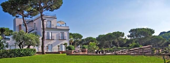 Sublime Sorrento Large villa rental in Sorrento - Italy - Image 1 - Sorrento - rentals