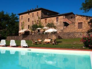 Villa Pastoral Tuscan Home near Siena - Chiusdino vacation rentals
