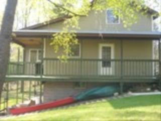 Gorgeous Big Sauble River Vacation Home - Image 1 - Free Soil - rentals
