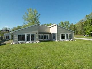 Onekama Home Across from Portage Lake - Image 1 - Onekama - rentals