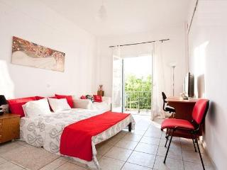 @Metro & beach: Sunny, cosy apartment, City views - Athens vacation rentals