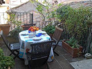 Campo dei Fiori Luxury Terrace Apartment - Rome vacation rentals
