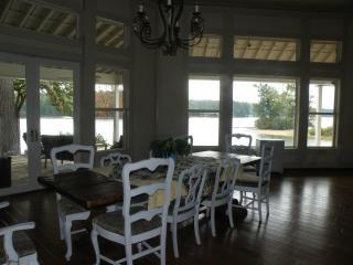 Lake Martin 11 br 9 ba Bayou Lodge and Guesthouse/Bayou Lake House - Dadeville vacation rentals