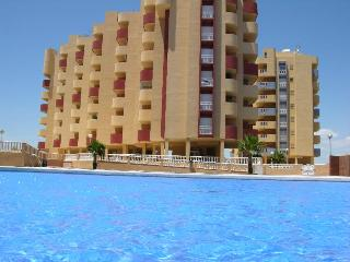 Sea and Marina Views - Balcony - Communal Pool - Padel Court - 1507 - La Manga del Mar Menor vacation rentals