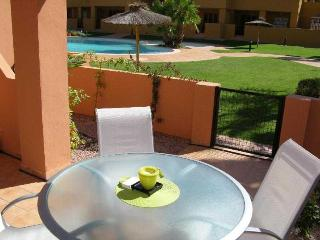 Poolside Bungalow - Free WiFi - Satellite TV - Roof Terrace - South Facing Patio - Short Walk to Bea - Cartagena vacation rentals