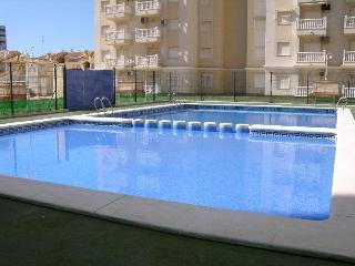 Sea View Apartment - Balcony - Communal Pools - WiFi Internet Access - 4005 - Playa Paraiso vacation rentals
