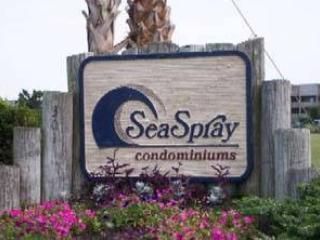 SEASPRAY 131 - Image 1 - Atlantic Beach - rentals