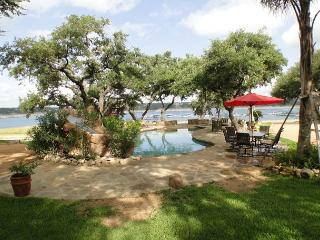 Amazing Waterfront Compound- Pool, Hot Tub, Palapa Bar, Easy Access to Lake - Lake Travis vacation rentals