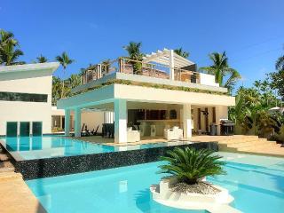 VILLA SOFIA - Outstanding design villa - Underwater bedroom !!! - Las Terrenas vacation rentals