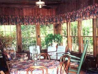 Ethridge Farm Log Cabin Bed and Breakfast - Kountze vacation rentals