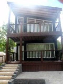 Front Entrance - Grand Beach Cabin Rental Manitoba - Grand Marais - rentals