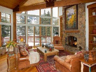 Stunning 101 Park Avenue features skiing, full service spa and work-out facility - Aspen vacation rentals