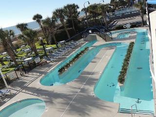 Beautiful Views * Boardwalk Oceanfront Towers-Myrtle Beach SC #132 - Myrtle Beach vacation rentals