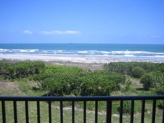 Beautiful direct oceanfront view from your private balcony - Beautiful DIRECT Oceanfront Condo on the Beach! - Cape Canaveral - rentals