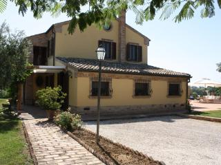 Private villa with pool,15 km to the coast, Marche - Sant'Angelo In Pontano vacation rentals