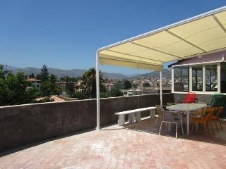 Beachfront 2-bedrooms apartment Best Etna&Sea view - Giardini Naxos vacation rentals