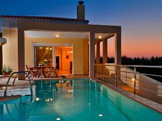 3 bedroom lux villa in Rethymno, Crete-Greece - Rethymnon vacation rentals