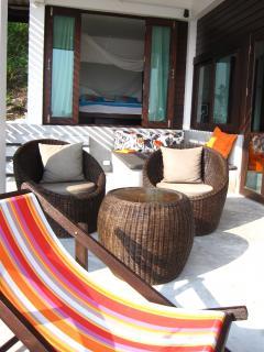 The bungalove : Design villa on Koh Tao Island - Koh Tao vacation rentals