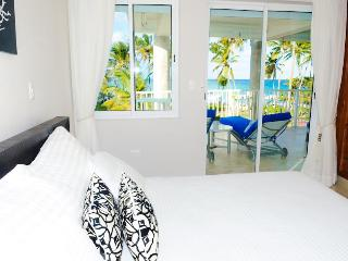 Beachfront Contemporary Condo + Maid Service - Punta Cana vacation rentals