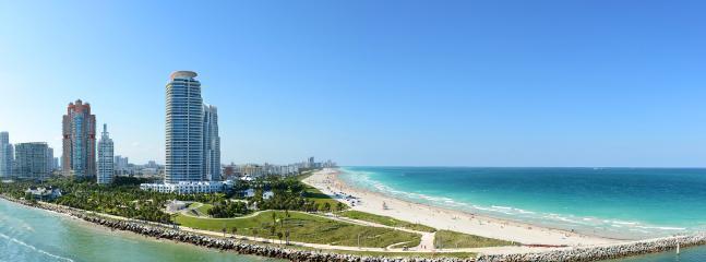 Your back yard vacation playground - South Beach 1 Br Lux On Beach SOFI Ocean Side +++ - Miami Beach - rentals