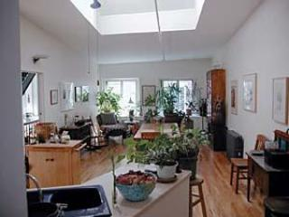 Beautiful Duplex Loft With Skylights - New York City vacation rentals