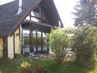 Vacation Home in Buehlerzell - 149693 sqft, quiet, sunny, large (# 3430) - Koenigsbronn vacation rentals