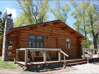 Scenic Guest Ranch with Cozy Cabin - Cody vacation rentals