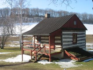 Gruber Homestead Settler's Cabin - Reading vacation rentals
