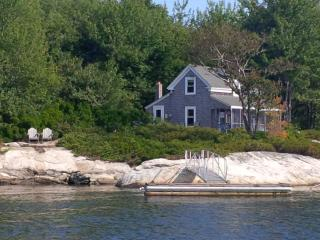 Scenic White Rocks Cottage on the Maine Coast - Georgetown vacation rentals
