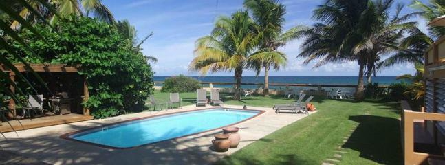 an oceanfront oasis - At the Waves - Oceanfront Villas - 3bd/3bath units - Isla de Vieques - rentals