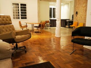 Spacious Loft in Sao Paulo's historic city center - Sao Paulo vacation rentals