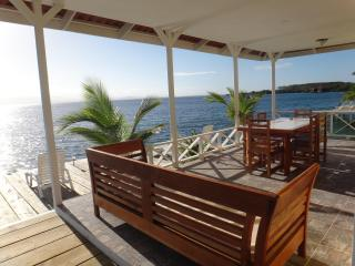 Amazing over the water house in Caribbean paradise - Privileged area - Bocas Town vacation rentals