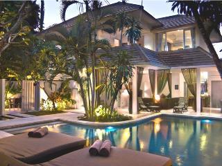 Esha Seminyak,  5 large bedrooms, huge pool, great location - Seminyak vacation rentals