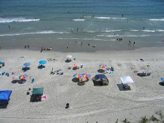 Ocean Front, 4 Bedroom Condo on Cherry Grove Beach - North Myrtle Beach vacation rentals