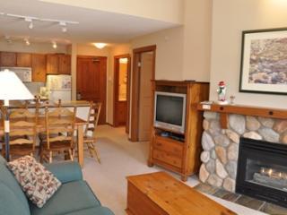 Fireside Lodge Village Center - 420 - Sun Peaks vacation rentals