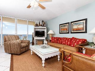 DP702:UPSCALE BEACH FRONT 2 BEDROOM, FREE BEACH CHAIRS DAILY - Fort Walton Beach vacation rentals