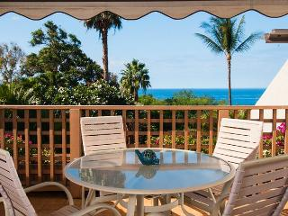 Maui Kamaole A202 Ocean View Front Row Nearest Beach 2B 2Ba Great Rates! - Kihei vacation rentals