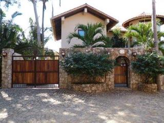 Secluded Home, Lush Garden, Palapa, Pool, by Beach - San Pancho vacation rentals