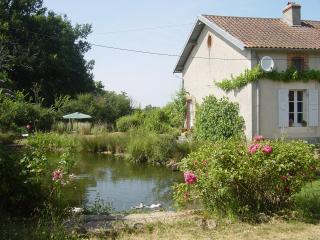 Holiday Cottage On Our Organic Smallholding - Poitou-Charentes vacation rentals