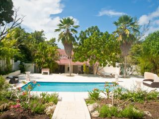 Opposite Gibbes Beach 4 Bed Villa + cook + pool. - Gibbes vacation rentals