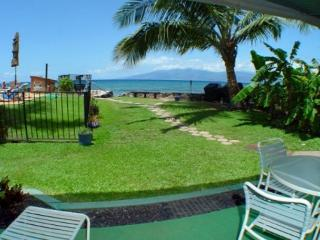 Hale Kai #120 - Your Home by the Sea in West Maui - Lahaina vacation rentals
