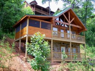 1 bedroom Cabin with Deck in Gatlinburg - Gatlinburg vacation rentals