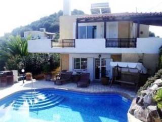 Villa Hannah. Pano Stalos. Chania. Crete Greece - Chania vacation rentals