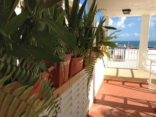 Comfortable Apt with Sea Views & AC - Fajardo vacation rentals