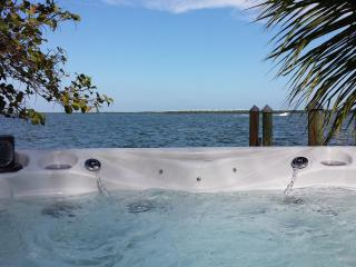 4/3 Gorgeous, Private Home w/open Bay & SwimSpa - Key Largo vacation rentals