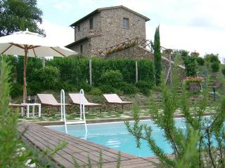 Villa Le Crete - Castelmuzio vacation rentals