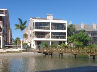 Large Luxury Waterfront Condo with Pool - Indian Shores vacation rentals