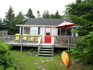 Bright House with Waterfront and Patio - Port Joli vacation rentals